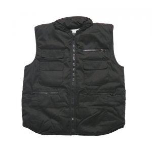 4994ae772ba1 Vesta Ranger zateplená s kapucňou - čierna