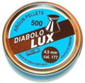 Diabolo LUX 500ks, kal. 4,5mm