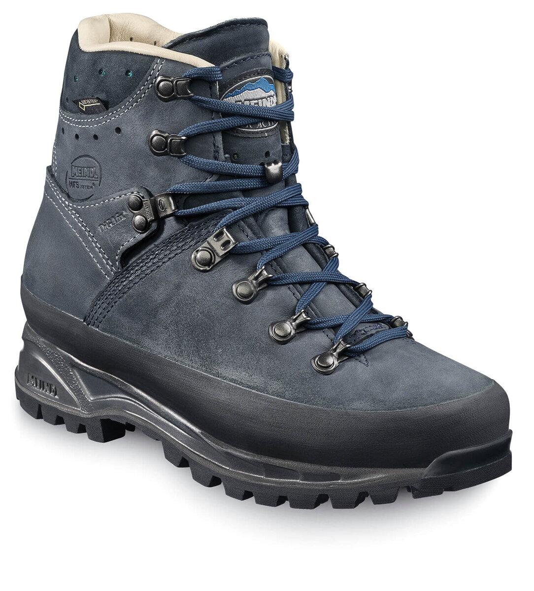 MEINDL Dámska obuv ISLAND LADY MFS ACTIVE modré alebo hnedé f08a1b83867