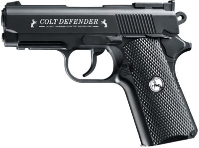 Pištoľ CO2 Colt Defender, kal. 4,5mm BB