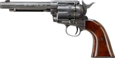 Revolver CO2 Colt SAA .45 antique, kal. 4,5mm BB