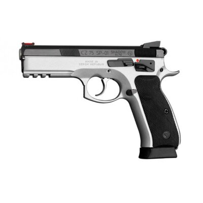 CZ 75 SP-01 SHADOW STRIEB. RAM 9X19