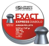 Diabolo Exact Express 4,52mm 500ks