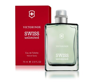 Victorinox 40501 Swiss Unlimited EdT 75ml