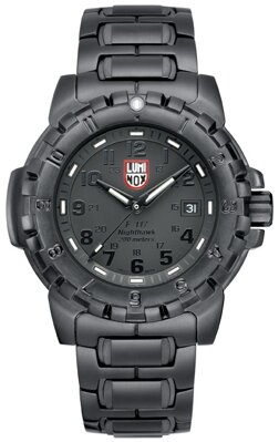 Hodinky Luminox F-117 Nighthawk 6402.BO BlackOut