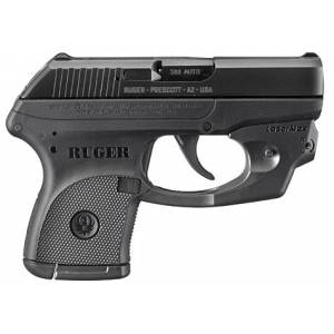 Pištoľ Ruger LCP 3752(LCP-LM), kal. .9 browning s laserom