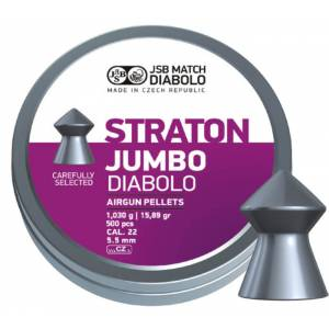 JSB Straton Jumbo 5,50mm 250ks