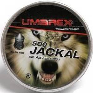 Diabolo Jackal 500ks, kal. 4,5 mm