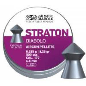 Diabolo Straton 4,50mm 500ks