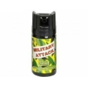 OBRANNÉ SPREJE - CS MILITARY ATACK 40ML